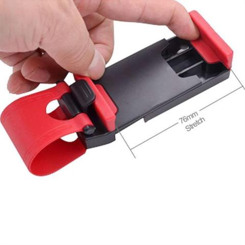 Держатель Телефона На Руль Car Steering Wheel Phone Socket Holder Черный, сервисный центр K-Mobiles center