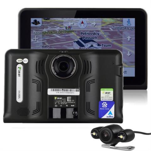 Udricare 7 дюймов GPS Android gps-навигация DVR видеомагнитофон  в санкт петербурге, Сервисный центр K-Mobiles Center