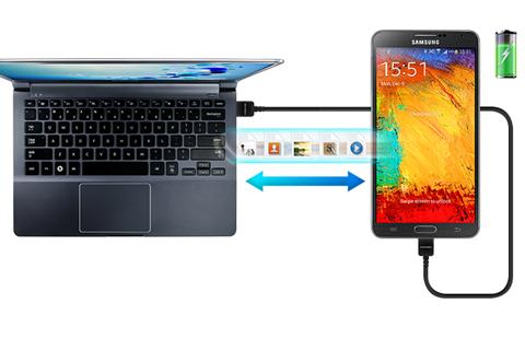 USB кабель Samsung ET-DQ10Y0WE, USB3.0, черный для Galaxy , сервисный центр K-Mobiles center